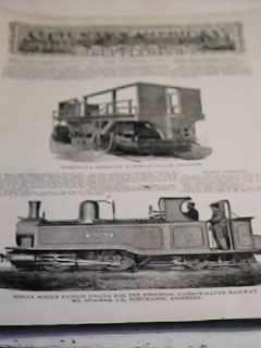 scientific amer supp 11-10 1877 train engines