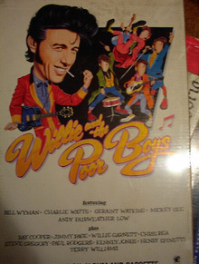 WILLIE AND THE POOR BOYS POSTER
