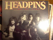 HEADPINS LINE OF FIRE SHRINK WRAPPED POSTER