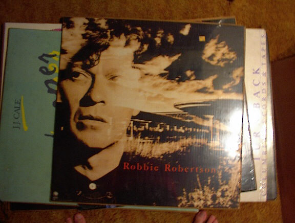 ROBBIE ROBERTSON COOL POSTER