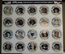 jiffy pop collectors ltd ed sheet 1988 n m