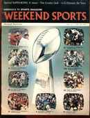 Weekend Sports Superbowl X Issue 1976