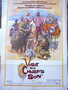 VISIT TO A CHIEF'S SON 1974