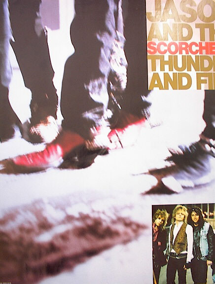 JASON AND THE SCORCHERS THUNDER AND FIRE