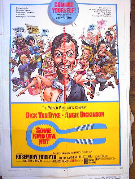 SOME KIND OF NUT 1969 *ing DICK VAN DYKE