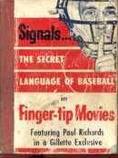 Signals in Finger-tip Movies 1957 J Garagiola