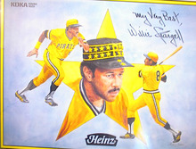 WILLIE STARGELL ILLUSTRATIONS GREAT 1980