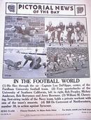 PHOTOS OF THE 1940 FOOTBALL WORLD