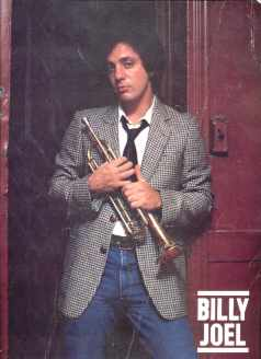 Billy Joel Great Souvenir Photo Book 1978