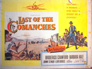 1952 LAST OF THE COMANCHES*ingLLOYD BRIDGES