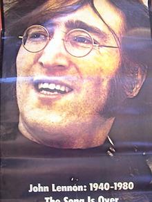 JOHN LENNON  1940-1980 THE SONG IS OVER