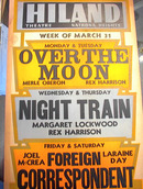 NIGHT TRAIN*ing MARGART LOCKWOOD&REX HARRISON