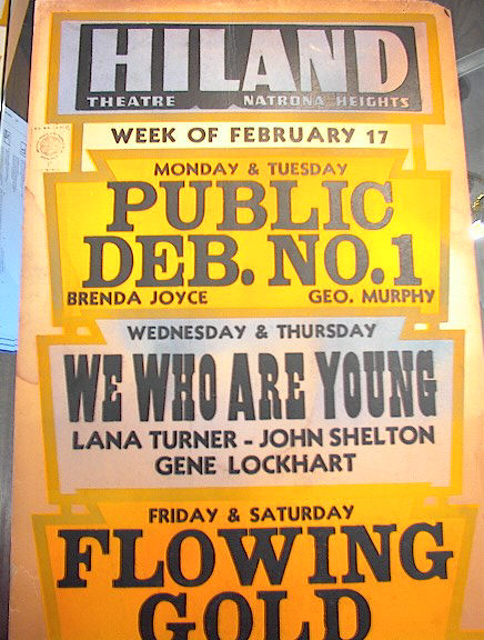 PUBLIC DEB.NO.1*ing BRENDA JOYCE & GEO.MURPHY