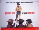 SHOOT OUT 1971 *ing GREGORY PECK