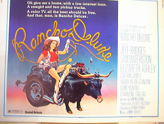 RONCHO DELUXE 1975 *ing JEFF BRIDGES