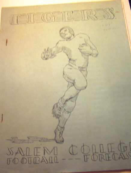Salem College Tigers Football Forecast 1948