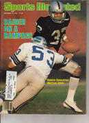 SI Dec 13 1982 Raider on Rampage Marcus Allen