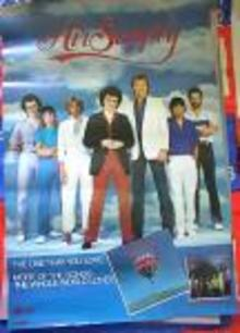 THE WHITES 'FOREVER YOU' POSTER