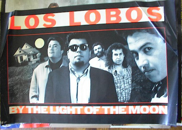 LOS LOBO BY THE LIGHT OF THE MOON' ALBUM