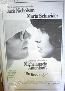 THE PASSENGER 1975*ing JACK NICHOLSON