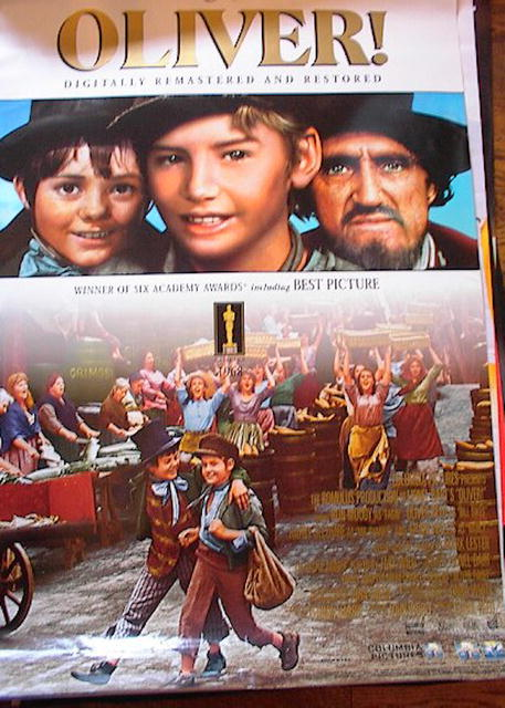 OLIVER 1998 *ing RON MOODY,OLIVER REED