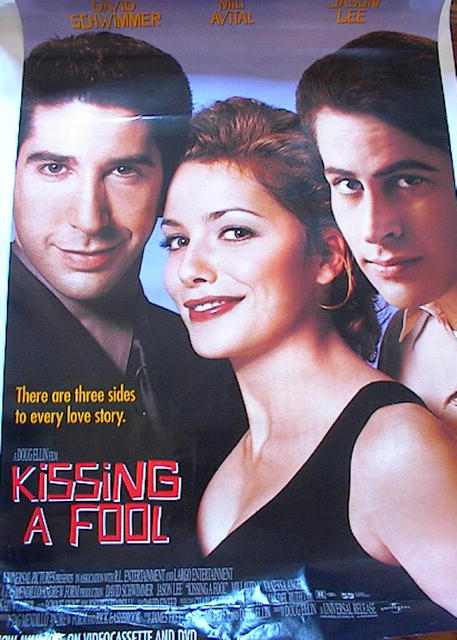 KISSING A FOOL STARRING DAVID SCHWIMMER