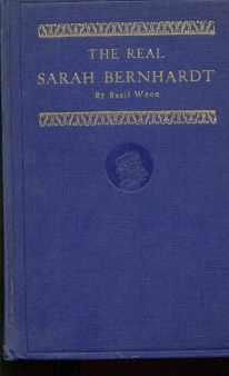 The Real Sarah Bernhardt w many Photos 1924