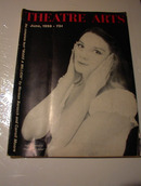 JUNE 1959 ISSUE OF THEATRE ARTS MAGAZINE