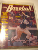 1974 STREETS & SMITH BASESBALL YEARBOOK