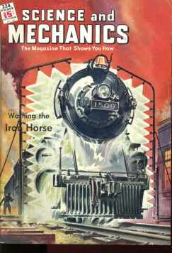 Science & Mechanics 4/46 Fabulous Train Cover