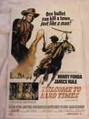 1967 WELCOM TO HARD TIMES *ing HENRY FONDA