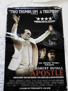 THE APOSTLE STARRING ROBERT DUVALL