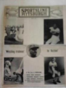 OCT 1,1971 SPORTSLINE PITTSBURGH vol.2,no.4