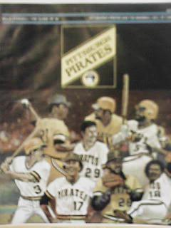 1981 PITTSBURGH PIRATES YEAR BOOK       GREAT