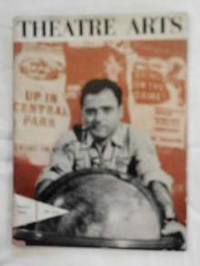 OCT 1956 ISS THEATRE ARTS MICHAEL TODD COVER