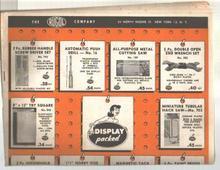 Rugol Hardware Bargain House Catalog 1961