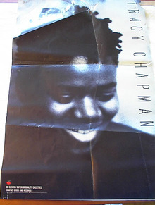 GREAT TRACI CHAMPMAN POSTER