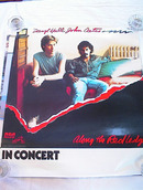 DARYL HALL & JOHN OATS ALONG THE RED EDGE