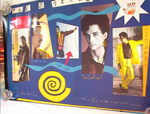 1984 THE J. GEILS BAND POSTER