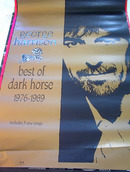 GEORGE HARRISON BEST OF DARK HORSE ALBUM POST