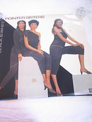 POINTER SISTERS BLACK AND WHITE ALBUM POSTER