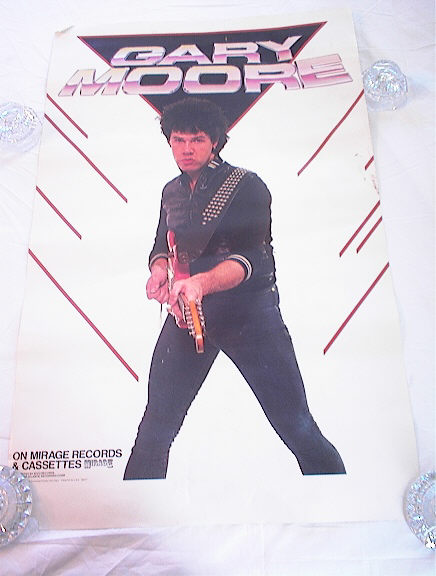 _____________GARY MOORE POSTER_______________