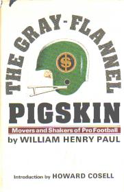 The Gray Flannel Pigskin 1974 w photo section