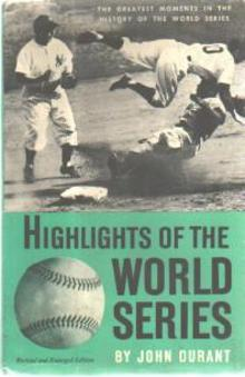 World Series History by John Durant 1973