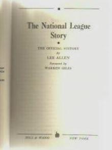 The National Leaque Story 1961 Off. History