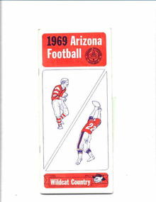 1969 Arizona Wildcat Football Scheduale
