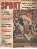 Sport Mag Series Special 10/1959 Warren Spahn