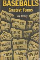 Baseball's Greatest Teams 1949 1st ed Photos
