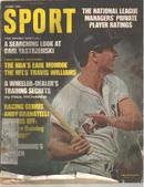 Sport Mag June 1968 Red Sox Carl Yastrzemski