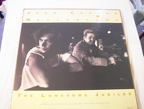 JOHN COUGAR MELLENCAMP THE LONESOME JUBILEE